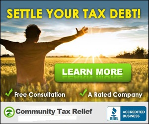 Settle your tax debt today.