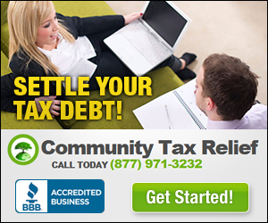 A Rated Tax Debt Settlement Company
