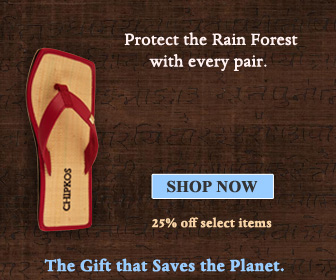 Chipkos - The Flip Flops that Save the Planet