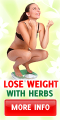Lose Weight with Herbs