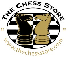 The Chess Store Logo Banner