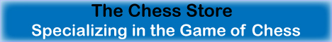 Specializing in Chess Blue Banner