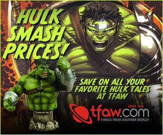 Hulk at TFAW.com