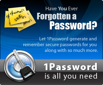 SMac uses 1Password and loves it!