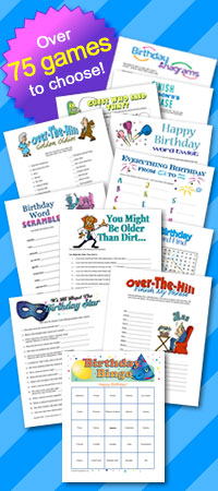 printable games for all ages