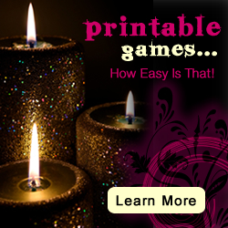 Printable Games How easy is that