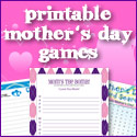 printable mothers day games