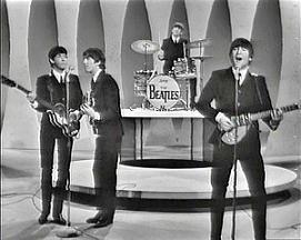 Beatles on Ed Sullivan from BoomerSwag!