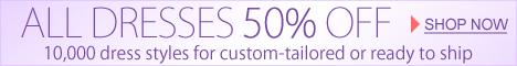 50% OFF Dresses 2
