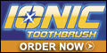 Ionic Toothbrush Most Advanced