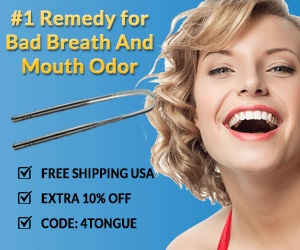 #1 Remedy for Bad Breath and Mouth Odor