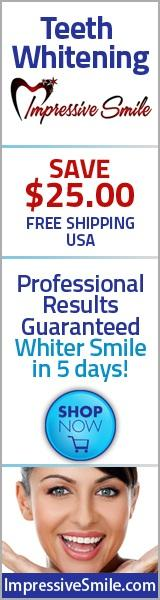 Teeth Whitening Save $25
