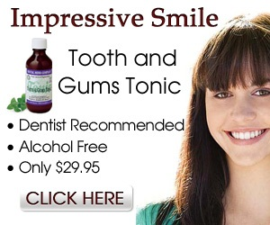 Tooth and Gums Tonic