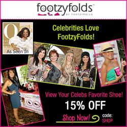 Shop Footzyfolds Now!