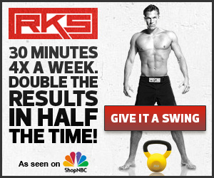 RKS Workout: As seen on ShopNBC