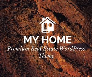My Home - Real Estate WP Theme