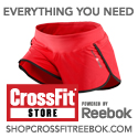 Reebok Crossfit Women's Board Shorts