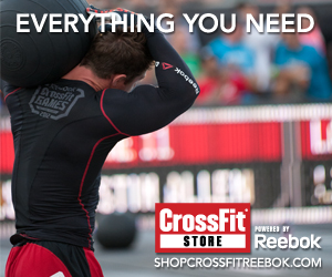 Reebok Crossfit Men's Apparel