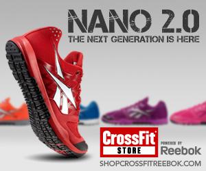 Reebok Crossfit Nano 2.0