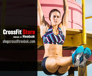 Reebok Crossfit Women's Apparel