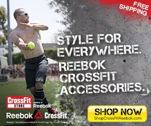 Reebok Crossfit Apparel
