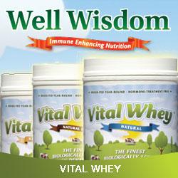 Well Wisdom Vital Whey®