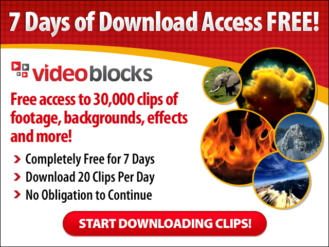 Free Stock Video and Audio Downloads