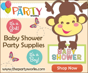Baby Shower Party Supplies at ThePartyWorks