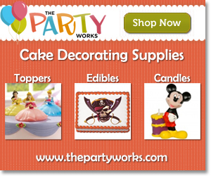 Cake Decorating Supplies at ThePartyWorks.com