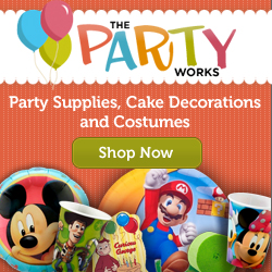 ThePartyWorks.com - Birthday Party Supplies