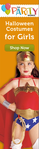 Girls Costumes at ThePartyWorks.com