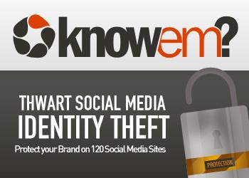 Thwart Social Media Identity Theft