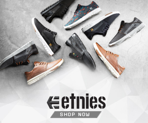 etnies Surf Collection