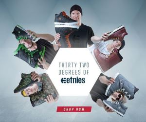 etnies and ThirtyTwo Collection