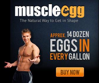 Muscle Egg Liquid Egg Whites
