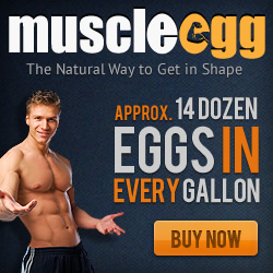 Muscle Egg Liquid Egg Whites