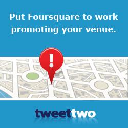 Put Foursquare to Work Marketing Your Venue.