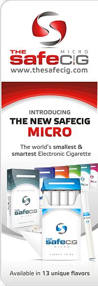 The SafeCig Micro