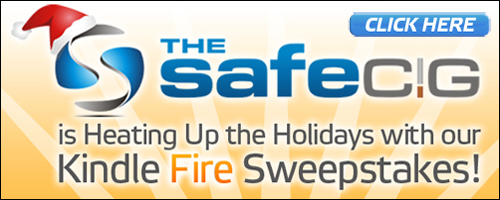 Win a Kindle Fire from The SafeCig