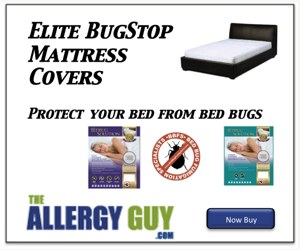 Elite BugStop Mattress Covers