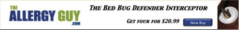 Bed Bug Defender Interceptor