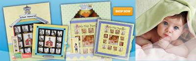 baby memory album