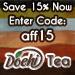 Doehi Tea.com coupons