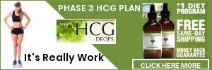 PHASE 3 HCG PLAN
