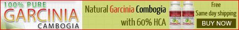 Natural Garcinia Combogia with 60% HCA