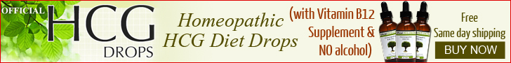 Homeopathic HCG Diet Drops (with Vitamin B12 Supplement & NO alcohol)