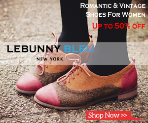 Romantic & Vintage Shoes