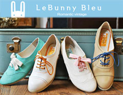 LeBunny Bleu Vintage Oxfords