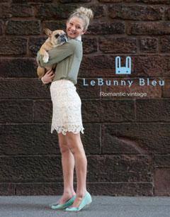 LeBunny Bleu Ballet Flats