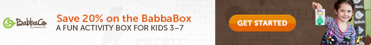 BabbaBox - Activity Box for Kids